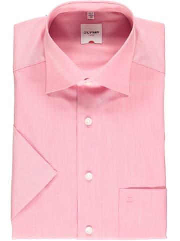 """OLYMP Koszula """"Luxor"""" - Comfort fit - w kolorze koralowym"""