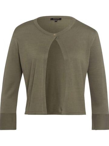 More & More Kardigan w kolorze khaki