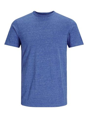 """Jack & Jones Koszulka """"Melagne"""" w kolorze niebieskim"""