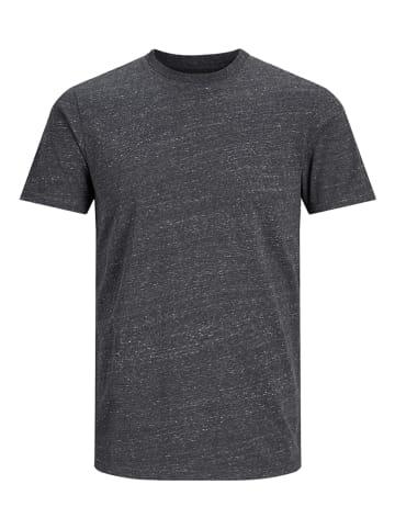"Jack & Jones Shirt ""Melagne"" zwart"