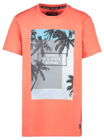 "Cars Shirt ""Bress"" oranje"