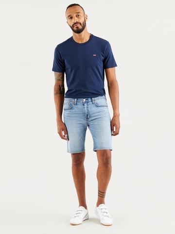 """Levi´s Szorty dżinsowe """"405"""" w kolorze niebieskim"""