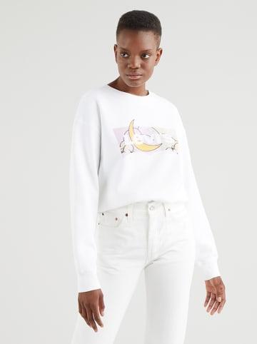 Levi´s Bluza w kolorze białym