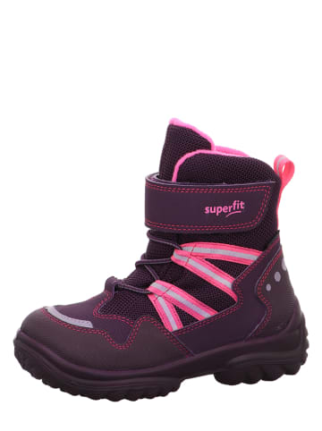 "Superfit Winterlaarzen ""Snowcat"" paars/roze"