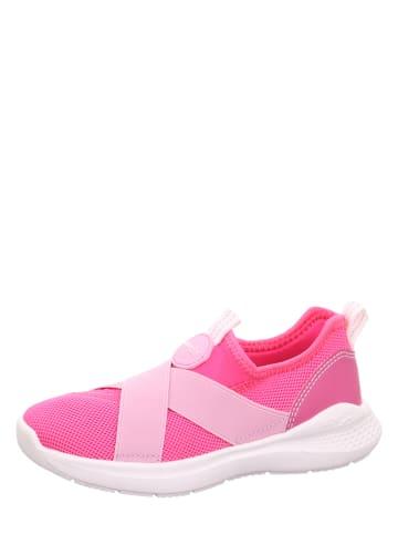 """Superfit Slippersy """"Flash"""" w kolorze różowym"""