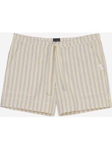 Marc O´Polo Bodywear Pyjama-Shorts in Creme