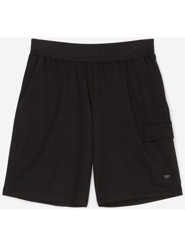 Marc O´Polo Bodywear Sweatbermuda zwart
