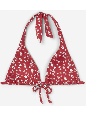 Marc O´Polo Beachwear Bikinitop rood