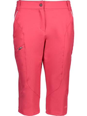 CMP 3-in-1 fietsbroek roze