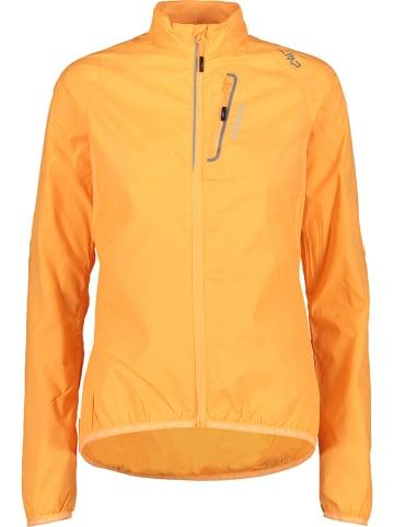 CMP Kurtka w kolorze pomarańczowym do biegania
