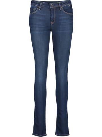 """MAVI Spijkerbroek """"Nicole"""" - skinny fit - donkerblauw"""