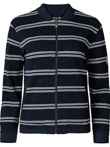 MARINEPOOL Vest donkerblauw