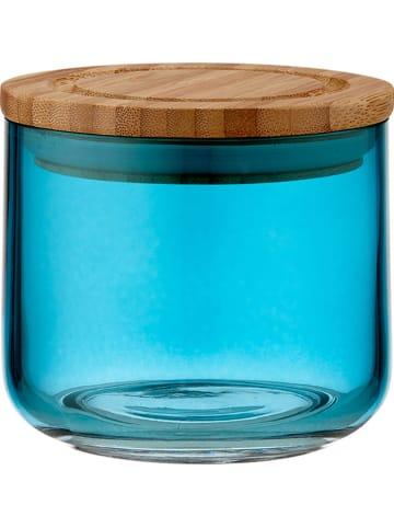 """Ladelle Pojemnik """"Stak"""" w kolorze niebieskim - wys. 9 x Ø 10 cm"""