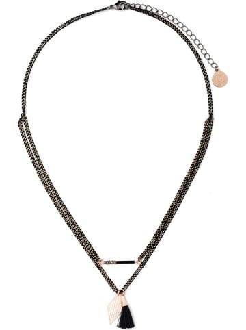 Pippa & Jean Halskette mit Schmuckelementen - (L)46 cm