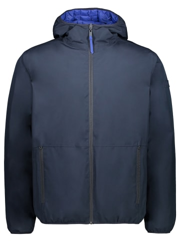 CMP Omkeerbare functionele jas donkerblauw/blauw