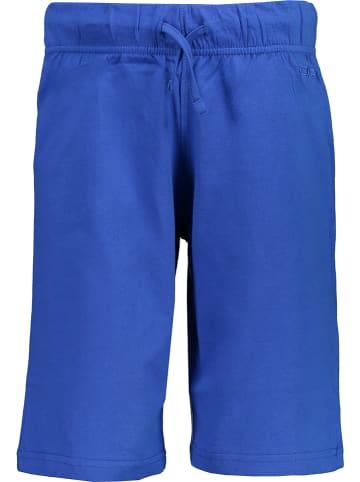 CMP Bermudy dresowe w kolorze niebieskim