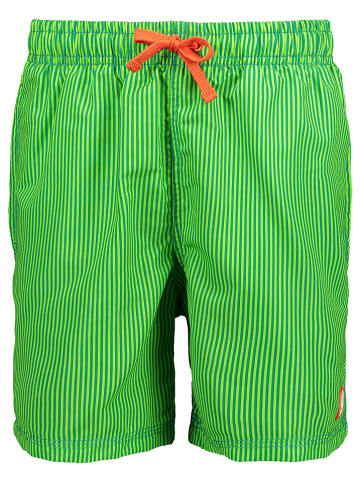 CMP Szorty kąpielowe w kolorze zielonym