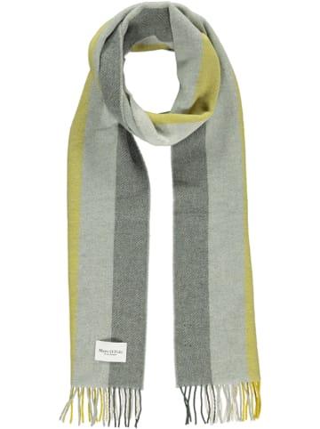 Marc O'Polo Wollen sjaal groen - (L)236 x (B)30 cm