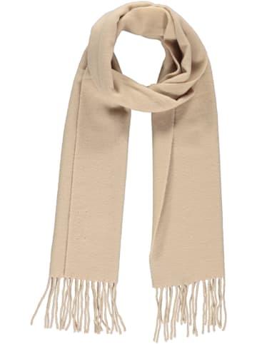 Marc O'Polo Wollen sjaal beige - (L)188 x (B)30 cm