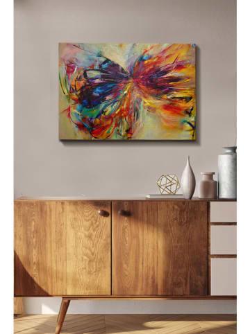 "Evila Kunstdruk op canvas ""Tablo"" - (B)70 x (H)50 cm"