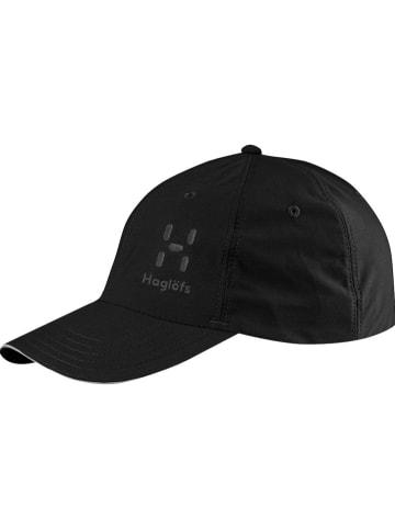 """Haglöfs Czapka """"Equator III"""" w kolorze czarnym"""