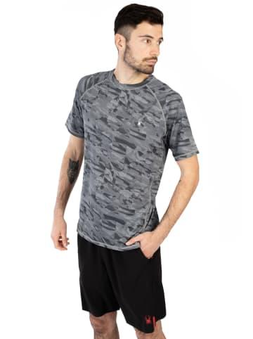 SPYDER Trainingsshirt grijs