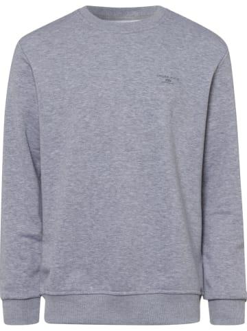 Cross Jeans Bluza w kolorze szarym