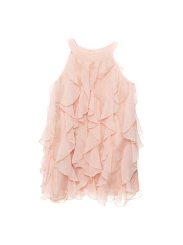 Twinset Sukienka w kolorze różowym