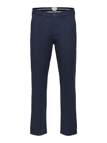 """SELECTED HOMME Chino """"Miles"""" in Dunkelblau"""