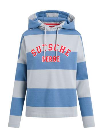 Derbe Sweatshirt blauw/grijs