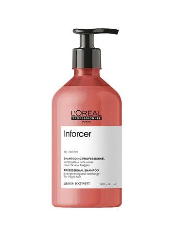 """L'Oréal Professionnel Szampon do włosów łamliwych i zniszczonych """"Inforcer"""" - 500 ml"""