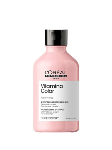 """L'Oréal Professionnel Odżywiający szampon do włosów farbowanych """"Vitamino Color"""" - 300 ml"""