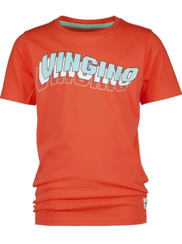 """Vingino Shirt """"Haluk"""" rood"""