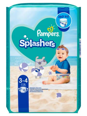 """Pampers Pieluszki kąpielowe (12 szt.) """"Splashers"""" - rozmiar 3-4, 6-11 kg"""