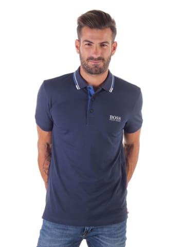 Hugo Boss Koszulka polo w kolorze granatowym