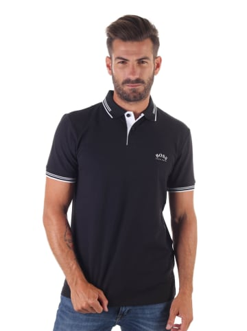 Hugo Boss Koszulka polo w kolorze czarnym
