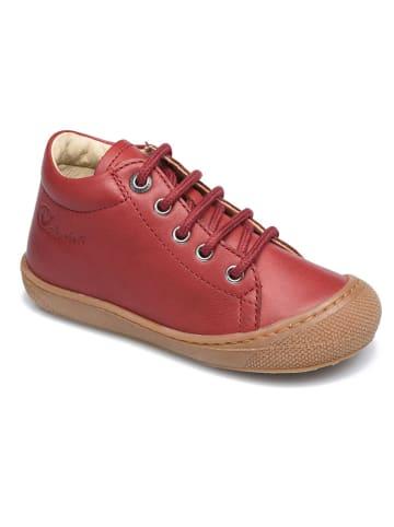 """Naturino Sneakersy """"Cocon"""" w kolorze czerwonym"""