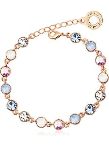 Park Avenue Pozłacana bransoletka z kryształami Swarovski