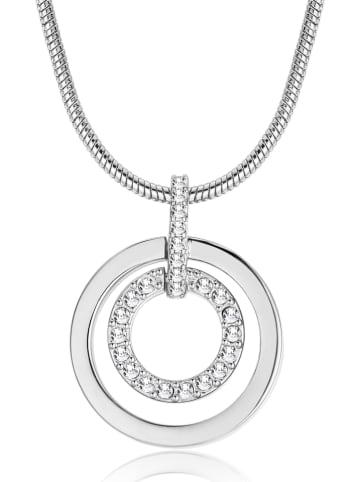 Park Avenue Naszyjnik z kryształami Swarovski - dł. 42 cm