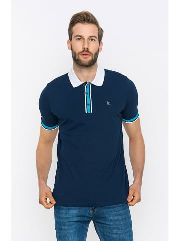 GIORGIO DI MARE Poloshirt donkerblauw