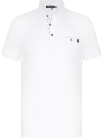 GIORGIO DI MARE Poloshirt wit