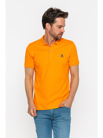 GIORGIO DI MARE Poloshirt oranje