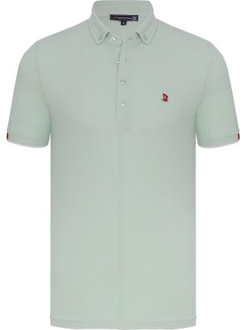 GIORGIO DI MARE Poloshirt mintgroen