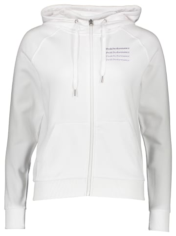 """Peak Performance Bluza """"Ground"""" w kolorze białym"""