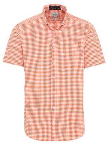 Camel Active Koszula - Regular fit - w kolorze pomarańczowym