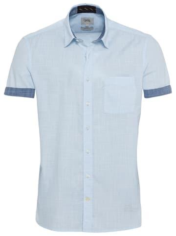 Camel Active Koszula - Regular fit - w kolorze błękitnym