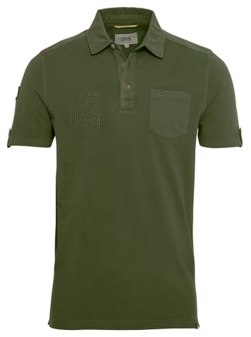 Camel Active Koszulka polo w kolorze khaki