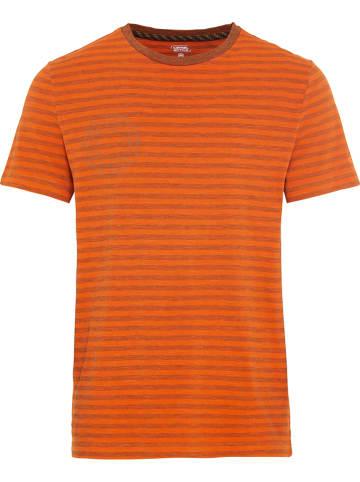 Camel Active Koszulka w kolorze pomarańczowym