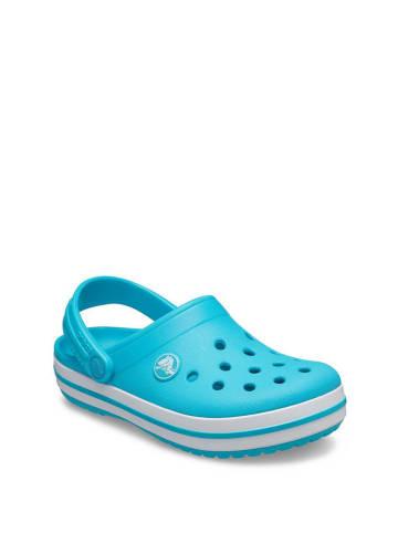 """Crocs Chodaki """"Crocband"""" w kolorze błękitnym"""