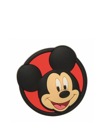 """Crocs Jibbitz """"Mikey Mouse"""" rood/zwart"""